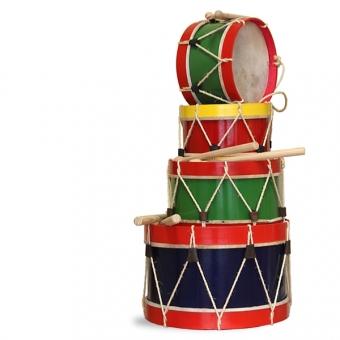 Tambores de romaria